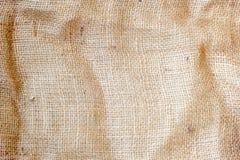 Светлая естественная linen текстура для предпосылки Стоковые Фото