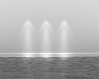 светлая комната 3 Стоковое фото RF