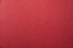 Светлая красная бумажная текстура Стоковая Фотография