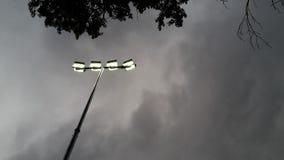 Светлая опора на суде спорт Стоковая Фотография RF