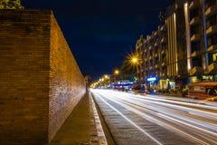 светлая стена Стоковые Изображения RF