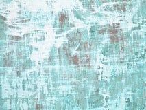 Светлая текстура стены Teal для предпосылки Стоковые Изображения RF