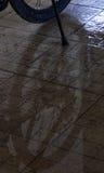 светлая тень Стоковое Фото