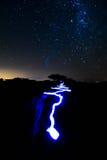 светлая тропка стоковое фото