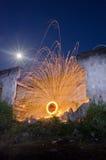 Светлая фотография картины Стоковые Фото