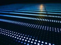 Светлая цифровая предпосылка приведенная конспекта системы технологии картины Стоковое Изображение RF