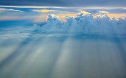 Свет бога Стоковое Изображение RF