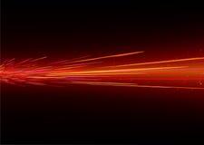 Свет брызгает Стоковые Фотографии RF