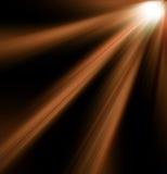 свет влияния Стоковая Фотография