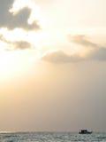 свет вниз Стоковые Фотографии RF
