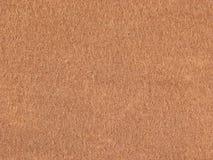 свет войлока коричневого цвета предпосылки Стоковое Фото