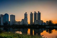 Свет восхода солнца красивый moning Стоковое Изображение RF