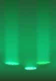 Свет в воде Стоковые Изображения RF