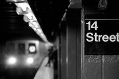 Свет в конце тоннеля Стоковые Фото