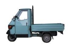 Свет - голубой автомобиль обезьяны стоковые фотографии rf