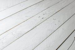 Свет - голубая деревянная текстура предпосылки Стоковые Изображения RF