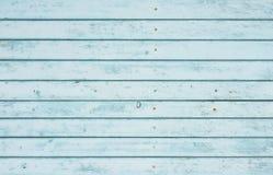 Свет - голубая деревянная текстура стоковая фотография