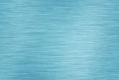 Свет - голубая металлическая предпосылка Стоковые Изображения