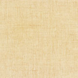 Свет - желтая естественная linen текстура для предпосылки Стоковое Изображение