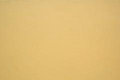 Свет - желтая текстура цемента Стоковое фото RF