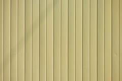 Свет - желтый цвет goffered текстура металла Стоковое Изображение RF