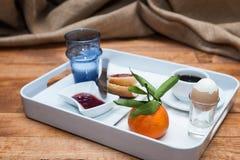свет завтрака здоровый Стоковые Фотографии RF