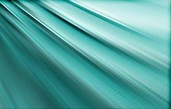 свет изображения фрактали предпосылки голубой Нашивки расходятся от верхнего угла вниз Стоковые Изображения