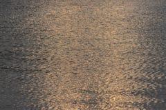 Свет искусства от восхода солнца Стоковая Фотография