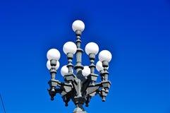 свет и небо Стоковое Фото