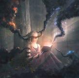 Свет и темнота стоковые изображения