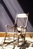 Свет и тени - коромысло и закручивая колесо Стоковая Фотография