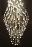 Свет капельки сверкная воды Стоковые Фото