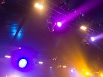 Свет концерта стоковое изображение