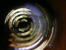 свет круга Стоковые Фотографии RF