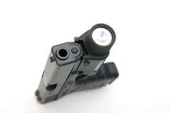 свет личного огнестрельного оружия Стоковая Фотография