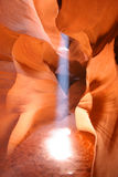 свет луча Стоковое Фото
