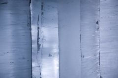свет льда Стоковое фото RF