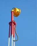 свет маяка Стоковая Фотография