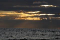Свет неба стоковые фотографии rf