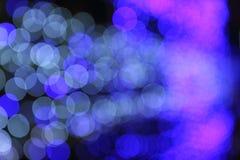 Свет нерезкости Bokeh Стоковая Фотография RF