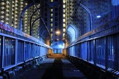 Свет ночи стоковая фотография