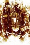 Свет ночи Стоковое Изображение RF
