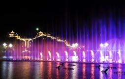 Свет ночи Стоковая Фотография RF
