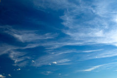 свет облаков Стоковые Фото