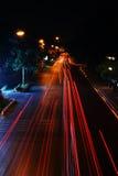 Светлое движение движения Стоковые Изображения