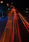 Светлое движение движения Стоковое фото RF