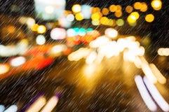 светлое движение Стоковое фото RF