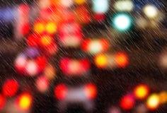 светлое движение Стоковые Фотографии RF