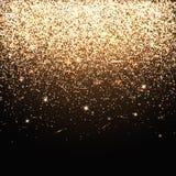 Светлое золото пирофакела Стоковые Фотографии RF
