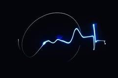 Светлое изображение, электрофонарь Стоковое Фото